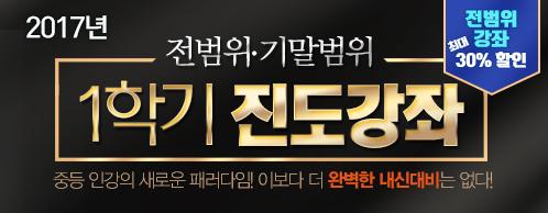 `17 1학기 전범위+기말강좌